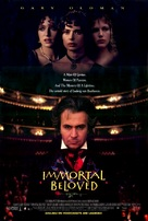 Immortal Beloved - Movie Poster (xs thumbnail)