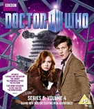 """Doctor Who"" - British Blu-Ray movie cover (xs thumbnail)"