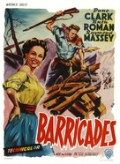 Barricade - Belgian Movie Poster (xs thumbnail)