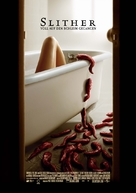 Slither - German Movie Poster (xs thumbnail)