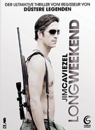 Long Weekend - German Movie Cover (xs thumbnail)
