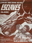 Slaves - French Movie Poster (xs thumbnail)