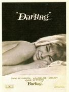 Darling - Spanish Movie Poster (xs thumbnail)