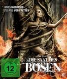 The Terror Beneath - German Blu-Ray movie cover (xs thumbnail)