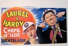Air Raid Wardens - Belgian Movie Poster (xs thumbnail)