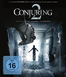 The Conjuring 2 - German Movie Cover (xs thumbnail)