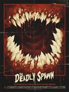 Return of the Aliens: The Deadly Spawn - Movie Poster (xs thumbnail)