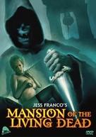 Mansión de los muertos vivientes, La - DVD movie cover (xs thumbnail)