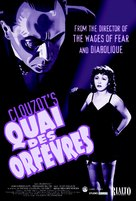 Quai des Orfèvres - Re-release poster (xs thumbnail)