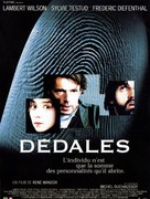 Dédales - French Movie Poster (xs thumbnail)