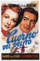 Stella - Spanish Movie Poster (xs thumbnail)