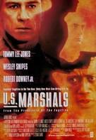 US Marshals - British Movie Poster (xs thumbnail)