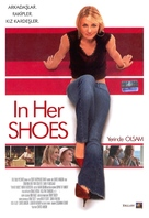 In Her Shoes - Turkish DVD movie cover (xs thumbnail)