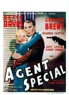 Special Agent - Belgian Movie Poster (xs thumbnail)