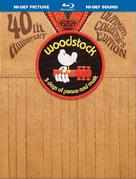 Woodstock - Blu-Ray movie cover (xs thumbnail)