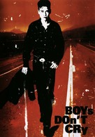 Boys Don't Cry - DVD movie cover (xs thumbnail)