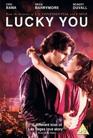 Lucky You - British DVD cover (xs thumbnail)