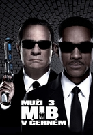 Men in Black 3 - Czech Movie Poster (xs thumbnail)