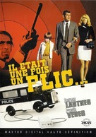 Il était une fois un flic... - French DVD movie cover (xs thumbnail)