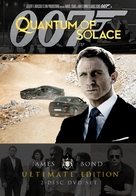 Quantum of Solace - DVD movie cover (xs thumbnail)