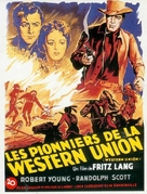 Western Union - French Movie Poster (xs thumbnail)