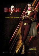 Shazam! - Estonian Movie Poster (xs thumbnail)