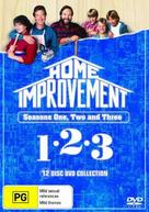 """Home Improvement"" - Australian DVD movie cover (xs thumbnail)"