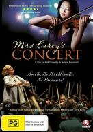 Mrs. Carey's Concert - Australian Movie Cover (xs thumbnail)