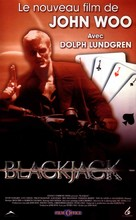 Blackjack - French VHS movie cover (xs thumbnail)