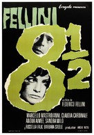 8½ - Spanish Movie Poster (xs thumbnail)