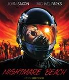 Nightmare Beach - Blu-Ray movie cover (xs thumbnail)