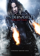 Underworld Blood Wars - Czech Movie Cover (xs thumbnail)