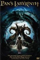 El laberinto del fauno - DVD movie cover (xs thumbnail)