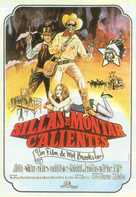 Blazing Saddles - Spanish Movie Poster (xs thumbnail)
