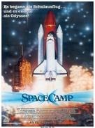 SpaceCamp - German Movie Poster (xs thumbnail)