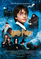 Harry Potter and the Sorcerer's Stone - Spanish Movie Poster (xs thumbnail)