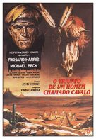 Triumphs of a Man Called Horse - Brazilian Movie Poster (xs thumbnail)