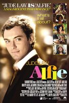 Alfie - Theatrical movie poster (xs thumbnail)