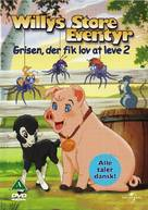 Charlotte's Web 2: Wilbur's Great Adventure - Danish DVD movie cover (xs thumbnail)