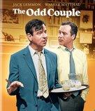 The Odd Couple - Blu-Ray cover (xs thumbnail)