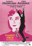 Funny Face - French Re-release movie poster (xs thumbnail)