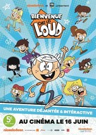 """""""The Loud House"""" - French Movie Poster (xs thumbnail)"""