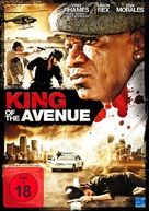 King of the Avenue - German DVD cover (xs thumbnail)