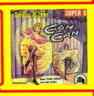 Can-Can - German Movie Cover (xs thumbnail)