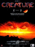 Creature - French Movie Poster (xs thumbnail)