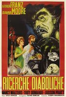 Monster on the Campus - Italian Movie Poster (xs thumbnail)