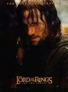 The Lord of the Rings: The Two Towers - For your consideration movie poster (xs thumbnail)