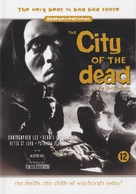 The City of the Dead - Belgian DVD cover (xs thumbnail)