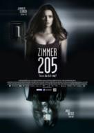 205 - Zimmer der Angst - German Movie Poster (xs thumbnail)