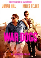 War Dogs - Movie Cover (xs thumbnail)